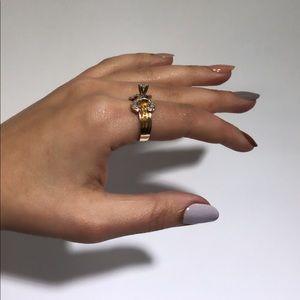 Jewelry - Diamond cocktail ring